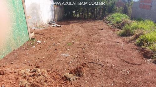 Imagem 1 de 2 de Terreno Com Projeto Aprovado, Nova Atibaia Bairro Planejado Com Ruas Asfaltadas Próximo A Comércios E Escolas... - Te00191 - 68298009