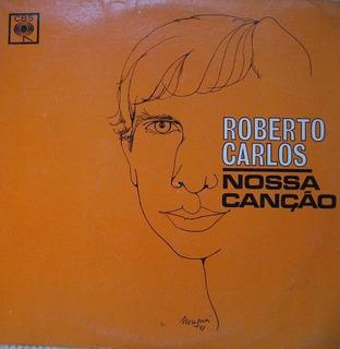 Disco Vinilo Roberto Carlos (nossa Canção) -en Pilar