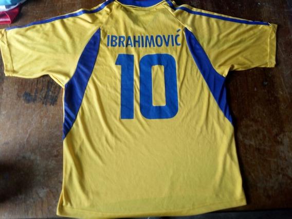 Camiseta De Suecia (ibrahimovic)
