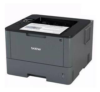 Brother Impresora Laser Hl-l5100 Dn 42ppm Duplex Red