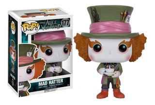Funko Pop Disney Alice In Wonderland Mad Hatter
