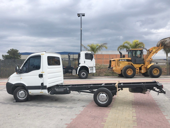 Iveco Daily Chassi 35s14 2p 4x2 - 2013=vw 5150,cargo 815