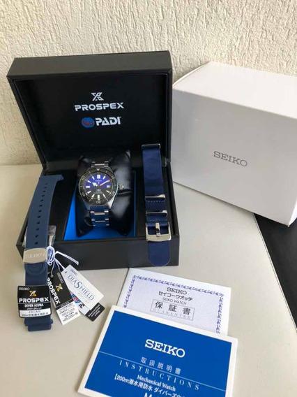 Seiko Padi Sbdc055/spb071 62mas Automático + Pulseiras