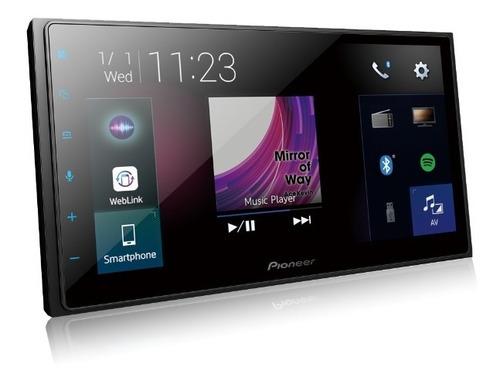 Pioneer Dmh-z5380tv Com Tv Digital, Tela De 6.8  Capacitiva