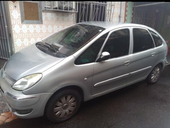 Citroën Xsara Picasso 1.6 Exclusive Flex 5p 2008