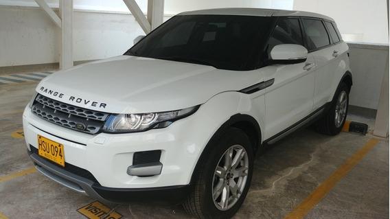 Land Rover Range Rover Evoque Si4