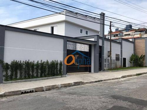 Sobrado Com 2 Dormitórios À Venda, 57 M² Por R$ 350.000,00 - Jardim Virginia Bianca - São Paulo/sp - So0225