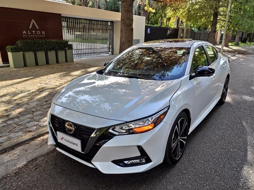 Nissan Sentra B18 Sr  2021  - Motorland Permuto / Financio