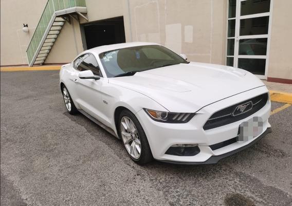 Mustang 2015 V8 Gt 50 Aniversario