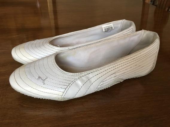 Zapatos Puma Mujer. Talle 38. Muy Buen Estado!