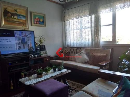 Apartamento Com 3 Dormitórios À Venda, 107 M² Por R$ 420.000 - Jardim Chácara Inglesa - São Bernardo Do Campo/sp - Ap2667