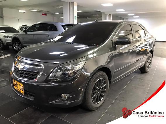 Chevrolet Cobalt Automatico 4x2 Gasolina