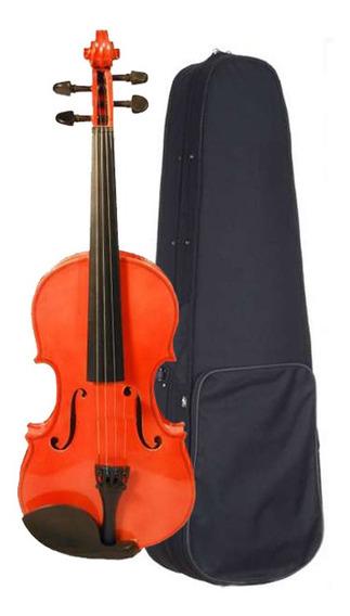Violin Palatino Tamaño 3/4 Con Detalles - Outlet