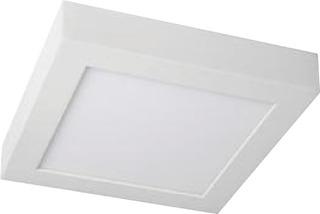 Pack X 10 Panel Aplicar Led 18w Cuadrado