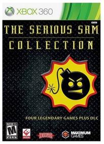 Jogo The Serious Sam Collection Xbox 360
