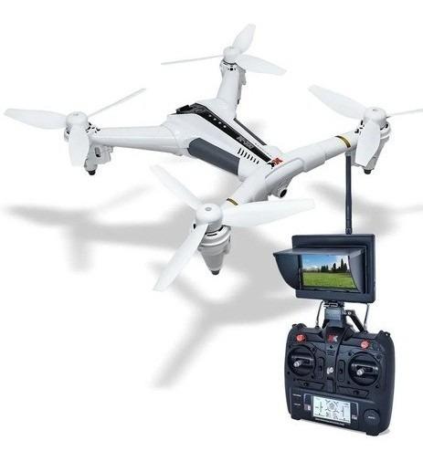 Drone Wltoys X300-f 5.8g Fpv Hd 720p Tela E Sensor Óptico