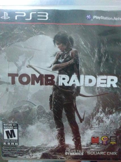 Tomb Raider Ps3 Original , A Pronta Entrega