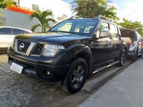 Nissan Frontier Se 4x4 2.5 ! Abaixo Da Tabela !
