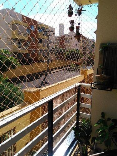 Apartamento Com 3 Dormitórios À Venda, 94 M² Por R$ 450.000,00 - Cidade Nova - São José Do Rio Preto/sp - Ap2237