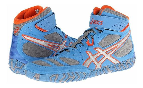 Zapatos Botas De Lucha Asics Aggressor 2 Talla 11.5 - 45