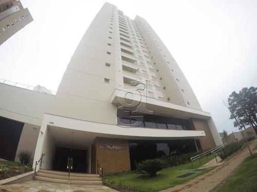 Apartamento Com 2 Dormitórios À Venda, 78 M² Por R$ 515.000,00 - Edifício Cosmopolitan Residence - Londrina/pr - Ap1061
