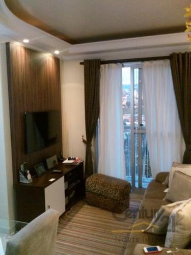 Apartamento, Venda, Vila Nova Cachoeirinha, Sao Paulo - 6064 - V-6064