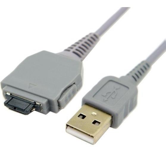 Cabo Usb Vmc-md1 Sony Cyber-shot Dsc-w110 W120 W150 W170 W30