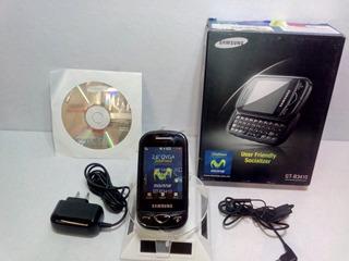 Samsung Gt-b3410 Negro Movistar --envío Gratis--
