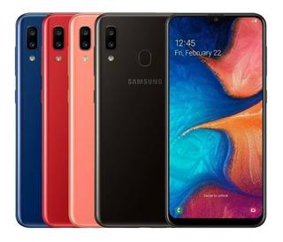 Samsung Galaxy A20 Rom 32gb Duos 6.4