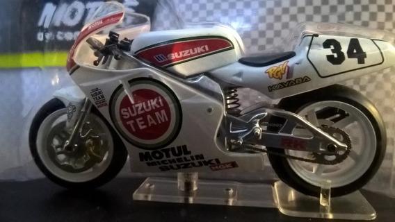 Coleccion Motos De Competicion Nro 3 Suzuki Rgb 500