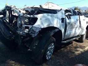 Ford 2017 Ranger Xlt Venta De Refacciones