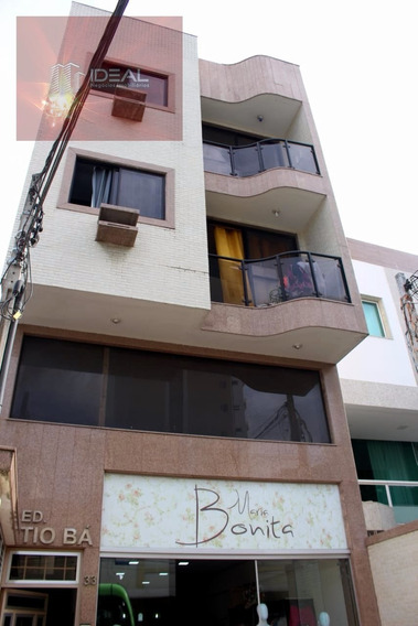 Apartamento Linear Em Centro - Campos Dos Goytacazes - 8733
