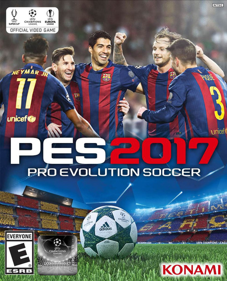 Pes 2017 Steam Pc Midia Digital Código Original Steam Pt Br