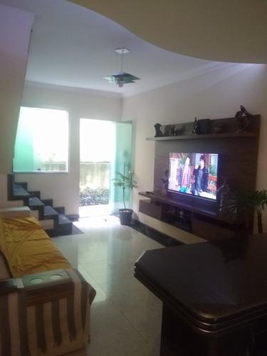 Casa Geminada Com 2 Quartos Para Comprar No Céu Azul Em Belo Horizonte/mg - Gar11846
