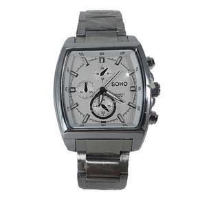 Reloj Soho Ch 187 Hombre Resistente (3atm)