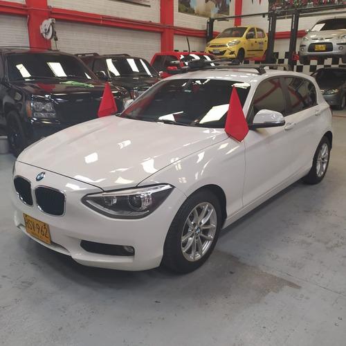 Bmw 116i Blanco 2014