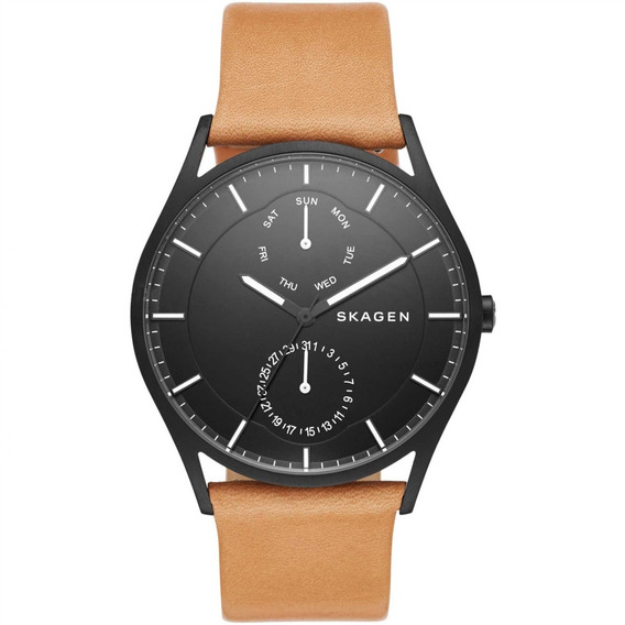 Relógio Skagen Masculino Slim Analógico Skw6265/0pn