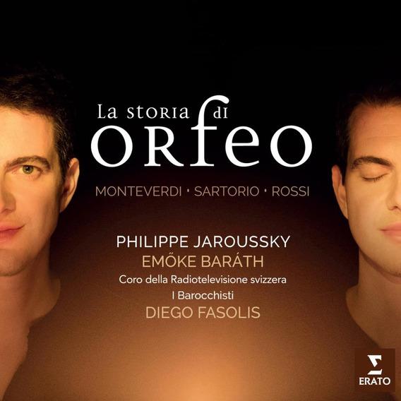 Philippe Jaroussky - La Storia Di Orfeo