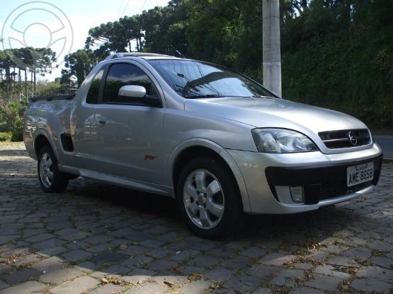 Chevrolet Montana Sport 2004 - Excelente Custo Benefício