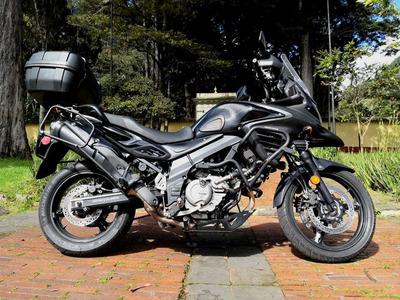 Suzuki Vstrom En Perfecto Estado Muchos Extras.