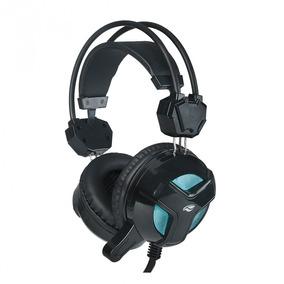 Fone De Ouvido C3tech Gamer Com Microfone P2 Blackbird Ph-g1