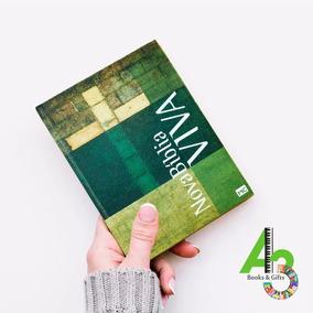 Lr17 Nova Bíblia Viva Capa Flexível Resistente - M. Cristão