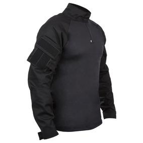 Combat Shirt - Preta Lançamento