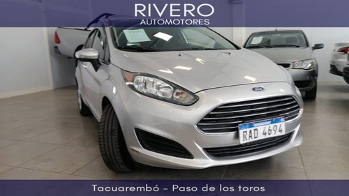 Ford Fiesta 1.6 2014 Impecable!