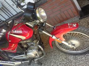 Yamaha Ybr 125 2008 Titular. Sin Deudas.