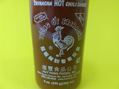 Salsa Sriracha Tuong Ot 266ml Envíos A Todo El País
