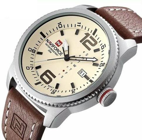 Relógio Naviforce Original Modelo 9063