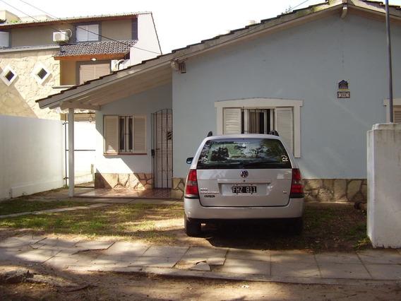 Casa -duplex Para 6 Personas A 3 Cuadras Del Mar,pl Baja