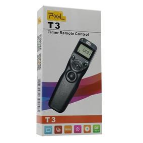 Disparador Temporizador Pixel T3/dc0 Para Nikon