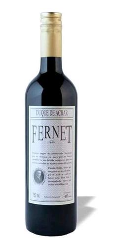 Fernet 750ml, Clasico O Menta Bebidas Alcoholicas